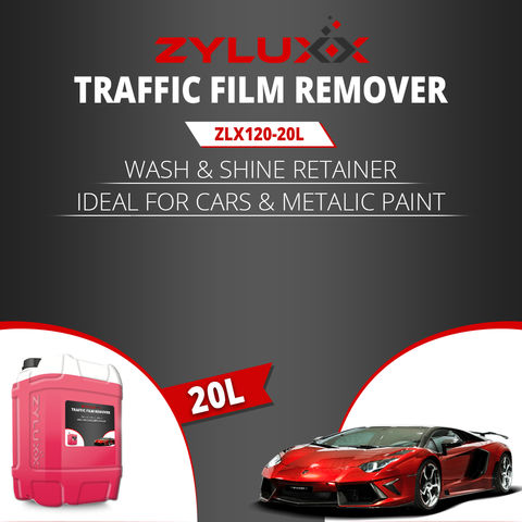 Image of Zyluxx Zyluxx Car Traffic Film Remover Wash & Shine Concentrate - 20L