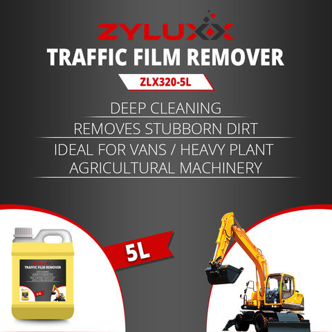 Image of Zyluxx Zyluxx General Purpose Traffic Film Remover 5L Concentrate