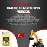 Zyluxx General Purpose Traffic Film Remover 5L Concentrate