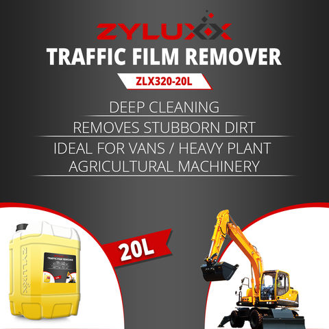 Image of Zyluxx Zyluxx General Purpose Traffic Film Remover 20L Concentrate
