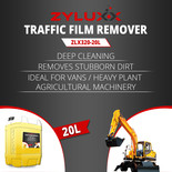 Zyluxx General Purpose Traffic Film Remover 20L Concentrate