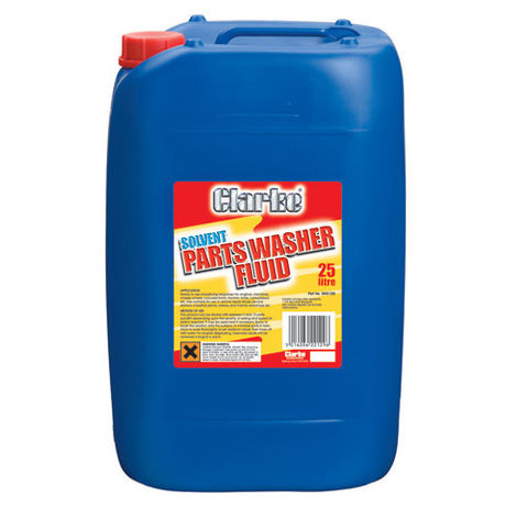 Image of Clarke 25 Litre Solvent Parts Washer Fluid