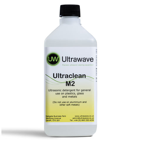 Image of Ultrawave Ultraclean M2 Detergent
