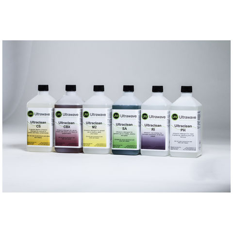 Image of Ultrawave Ultraclean Detergents Mixed Sample Pack