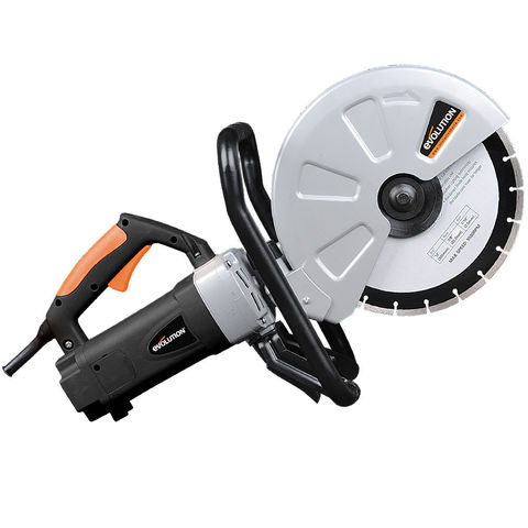 Image of Power Tools Price Cuts Evolution 305mm/12inch Electric Disc Cutter (110V)