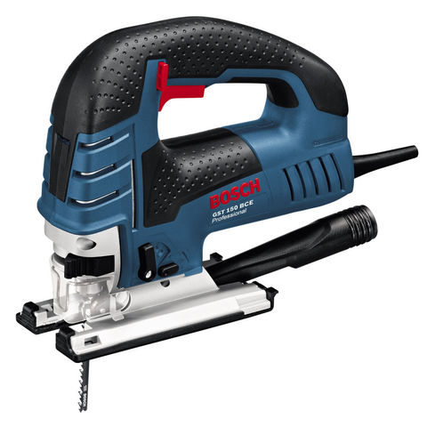 Image of Bosch Bosch GST150BCE 150mm Bow Handle Jigsaw (110V)