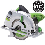 Evolution FURY 185mm TCT Multipurpose Circular Saw