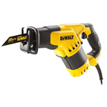 DeWalt DWE357K Compact Reciprocating Saw (230V)