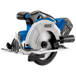 Draper D20CS165SET D20 20V Brushless Circular Saw with 3Ah Battery and Fast Charger