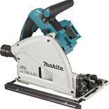 Makita DSP600ZJ 18V x 2 165mm Cordless Plunge Saw (Bare Unit)