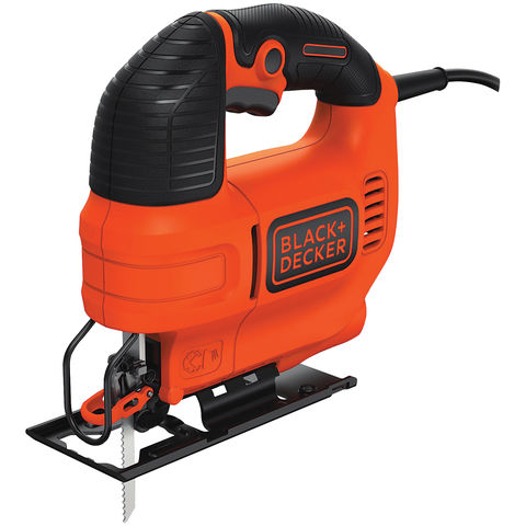 Image of Black & Decker Black & Decker KS701EK-GB 520W Compact Jigsaw (230V)