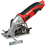 Einhell TC-CS 860/2 Kit 450 W Compact Circular Saw Kit (230V)