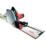 Mafell MT55CC 160mm Plunge Cut Saw With 1.6m Guide Rail