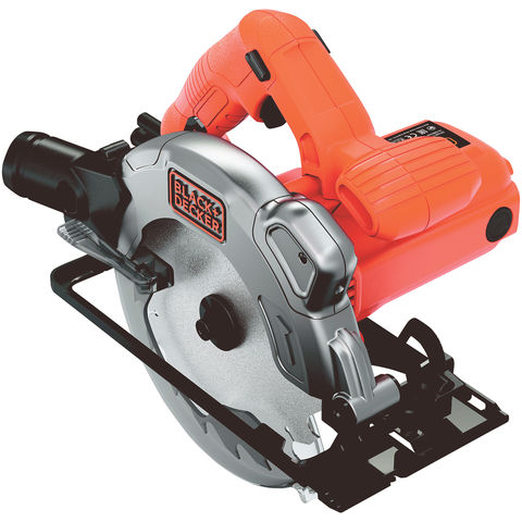 Image of Black & Decker Black & Decker CS1250L-GB 190mm Circular Saw (230V)