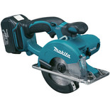 Makita DCS550RMJ 18V 136mm Cordless Metal Circular Saw