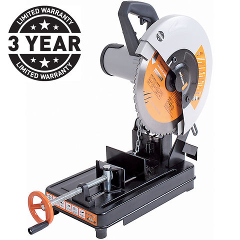 Image of Evolution Evolution RAGE 2 Pro 355mm Multi Purpose Cut Off Saw (230V)