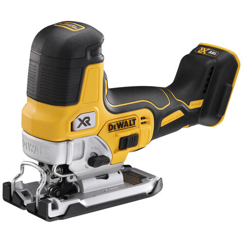 Image of DeWalt DeWalt DCS335N-XJ 18V XR Brushless Body Grip Jigsaw (Bare Unit)