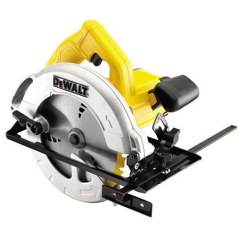 Image of DeWalt DeWalt DWE550 65mm Compact Circular Saw (230V)
