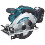 Makita DSS610RMJ 18V LXT Li-Ion Cordless 165mm Circular Saw with 2 x 4.0Ah Batteries