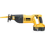 DeWalt DC305M2 Reciprocating Saw & 2 Batteries