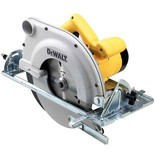 DeWalt D23700 Heavy Duty 235mm Circular Saw (110V)