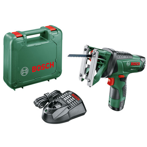 bosch easysaw 12 cordless multi saw with 1x 2 5ah battery. Black Bedroom Furniture Sets. Home Design Ideas