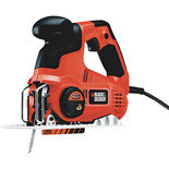 Black & Decker KSTR8K Zenit Straight Cut Saw with AutoSelect Technology (230V)
