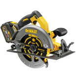 DeWalt DCS575T2 54V XR Circular Saw with 2x6.0Ah Batteries