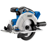 Draper D20CS165 D20 20V Brushless Circular Saw (Bare Unit)
