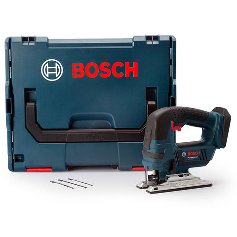 Image of Bosch Bosch GST18V-LI B Jigsaw (Bare Unit with L-BOXX)