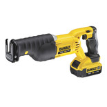 DeWalt DCS380M2 18V XR 4.0Ah Li-Ion Reciprocating Saw