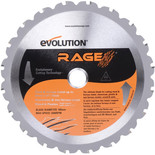 Evolution Rage 185mm Multicut Blade