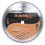 Evolution RAGE2 355mm Replacement Multi Purpose TCT Blade