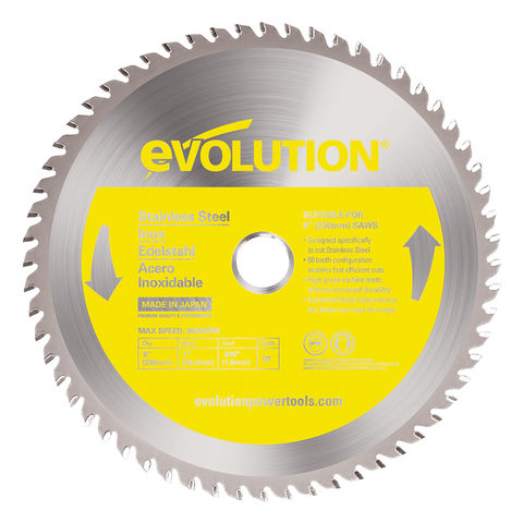 Image of HiTech Evolution 230 - Stainless Steel Cutting Blade