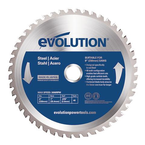 Image of Evolution Evolution 230mm Steel Blade