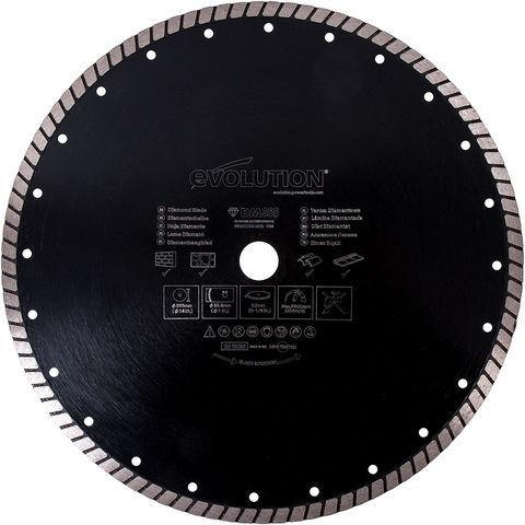 Image of Evolution Evolution Multipurpose Diamond Saw Blade 355mm