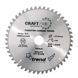 Trend CSB21648 - 48T 'CraftPro' Saw Blade 216mm