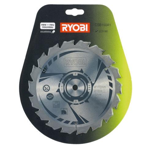 Ryobi csb150a1 150mm circular saw blade machine mart machine mart ryobi csb150a1 150mm circular saw blade greentooth Image collections