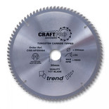 Trend CSBAP30584 - 84T 'CraftPro' Saw Blade 305mm