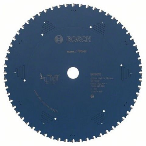 Image of Bosch Bosch Steel Cutting Circular Saw Blade (305 x 25.4mm)