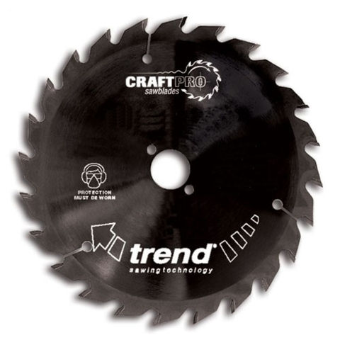 Image of Trend Trend 250x30x60T Non Stick Circular Saw Blade