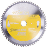 Evolution Raptor 355mm Stainless Steel Cutting Blade