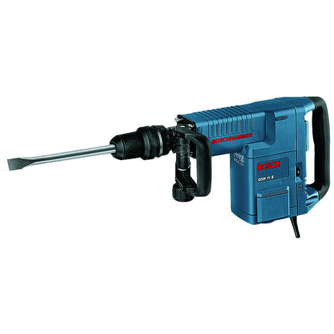 Bosch Bosch GSH 11 E Professional Demolition Hammer With SDS-Max (230V)