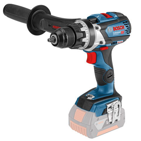 Bosch Bosch GSR 18 V-85 C Professional 18V Drill/Driver (Bare Unit with L-BOXX)