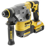 DeWalt DCH283P2 8V XR Brushless 26mm 2kg SDS+ Hammer Drill with 2x5Ah Batteries