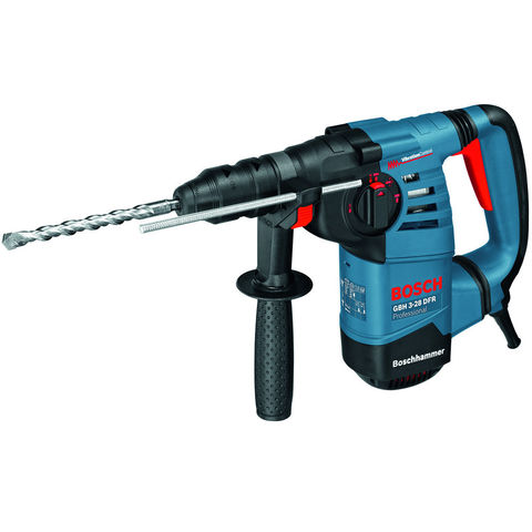 Image of 110Volt Bosch GBH 3-28 DFR Professional Rotary Hammer With SDS-plus (110V)