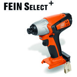 "Fein ASCD12-100W4 12V 1/4"" Hex Impact Wrench Select (Bare Unit)"