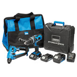 Draper 20VTWPK Storm Force 20V Cordless Ultimate Kit 1 X 4Ah Battery