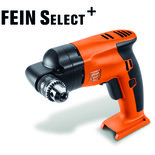 Fein Select+ AWBP10 18V Angle Drill (Bare Unit)