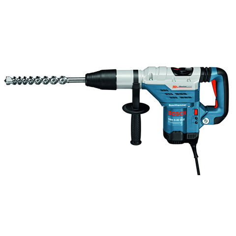 bosch gbh 5 40 dce professional rotary hammer with sds max 230v machine mart machine mart. Black Bedroom Furniture Sets. Home Design Ideas